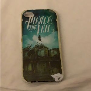 Accessories - Pierce the veil hard case iPhone 4 cover